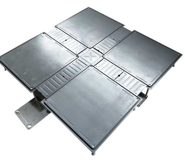 Steel Raised Floor for OA Intelligent Building Series